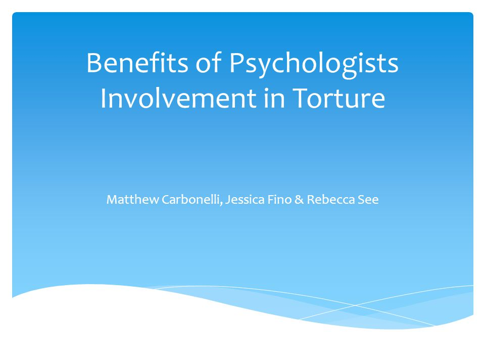 American Perspectives on Torture (Yougov.com, 2012)