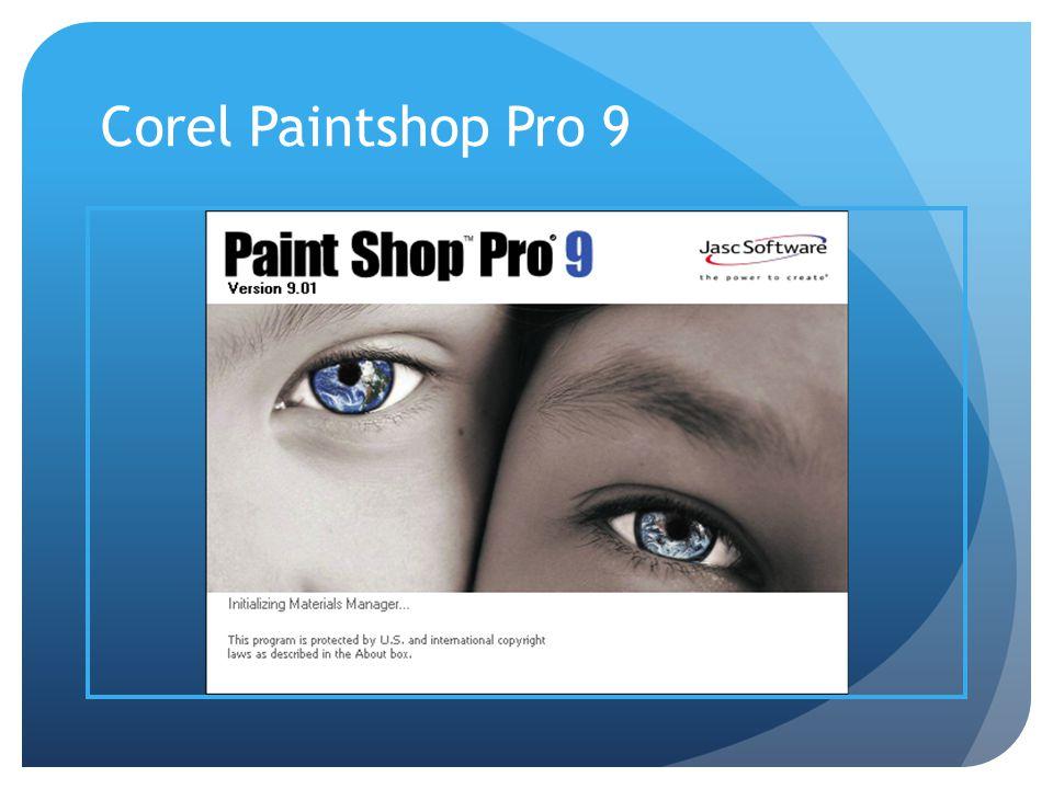 Corel Paintshop Pro 9