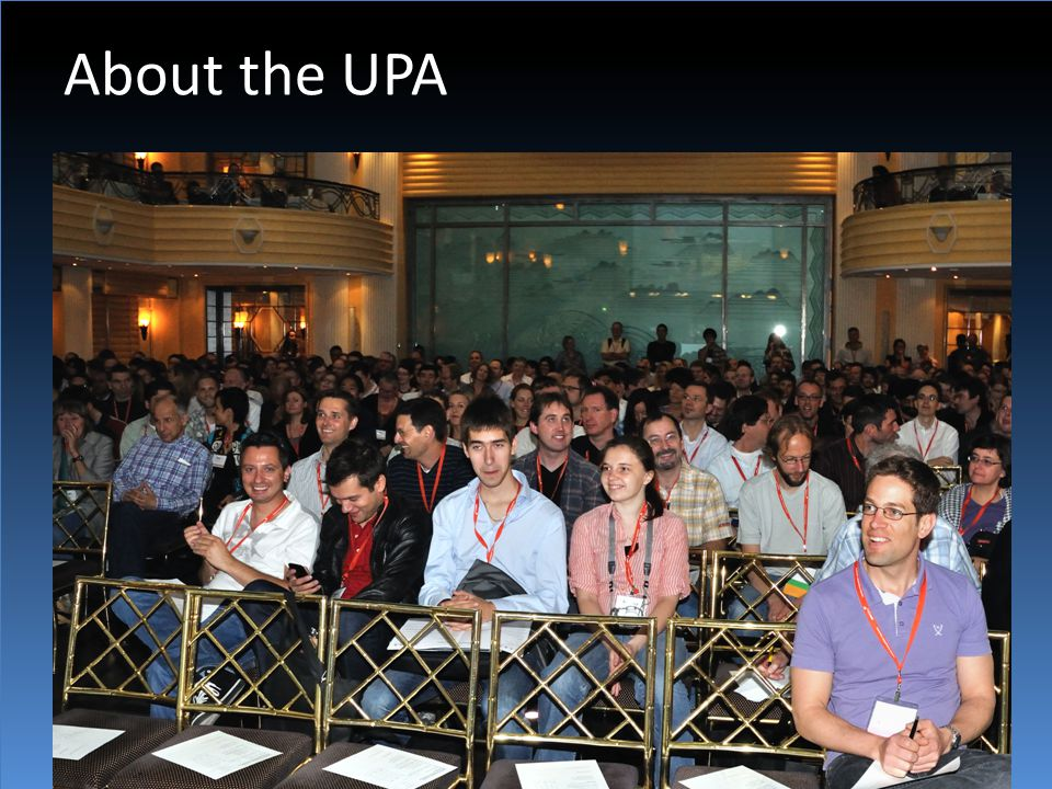 About the UPA