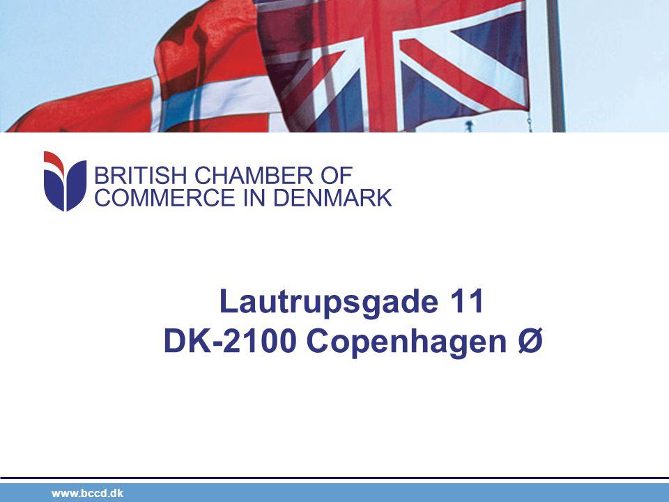 www.bccd.dk Lautrupsgade 11 DK-2100 Copenhagen Ø