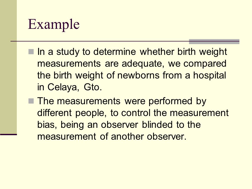 Example The difference from means was -48 hours with an standard error of 2.47.