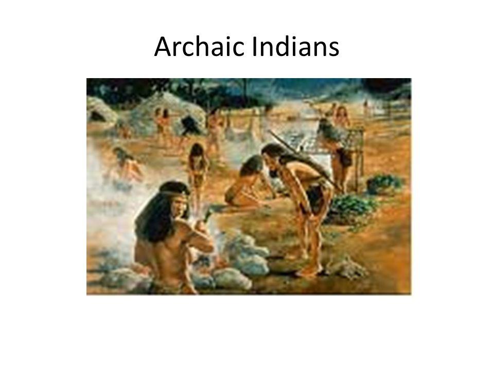 Archaic Indians