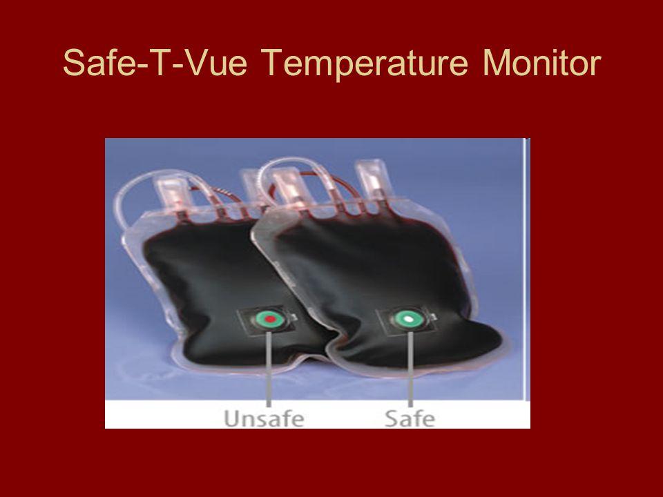 Safe-T-Vue Temperature Monitor