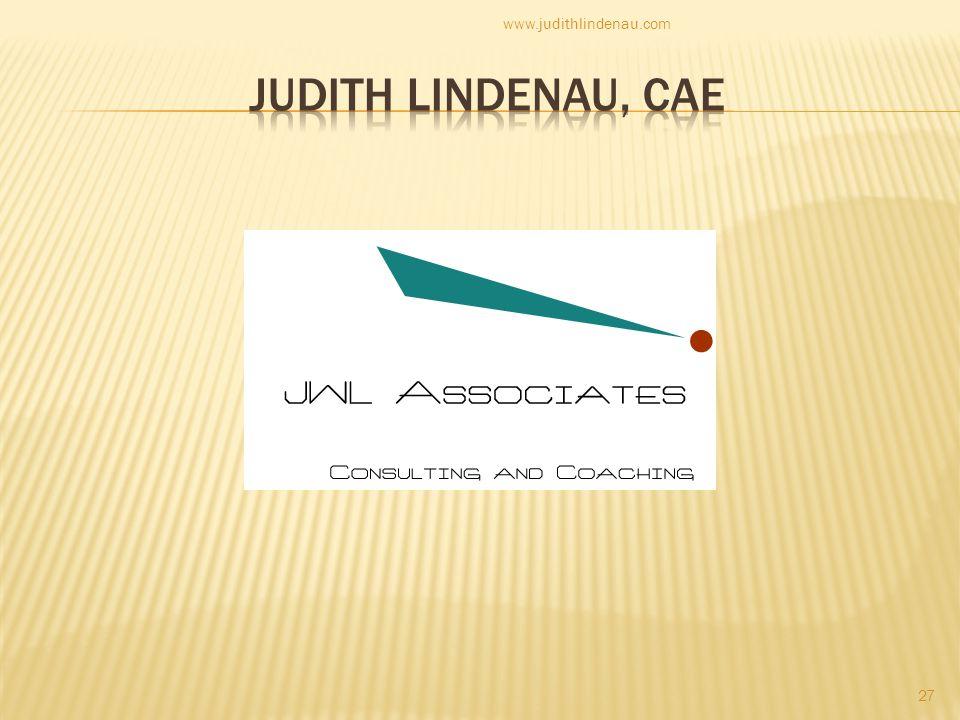 27 www.judithlindenau.com
