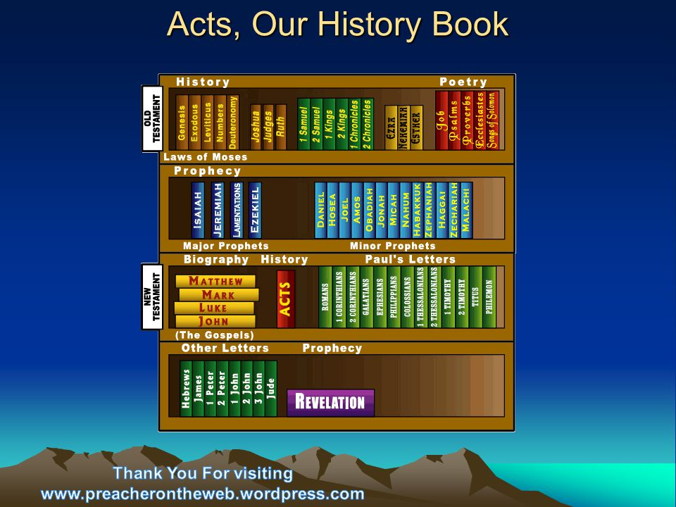 Acts, Our History Book Fellowship is presented in Acts (Acts 2: 42, 9: 26, 27, cp. I John 1: 3, 7).