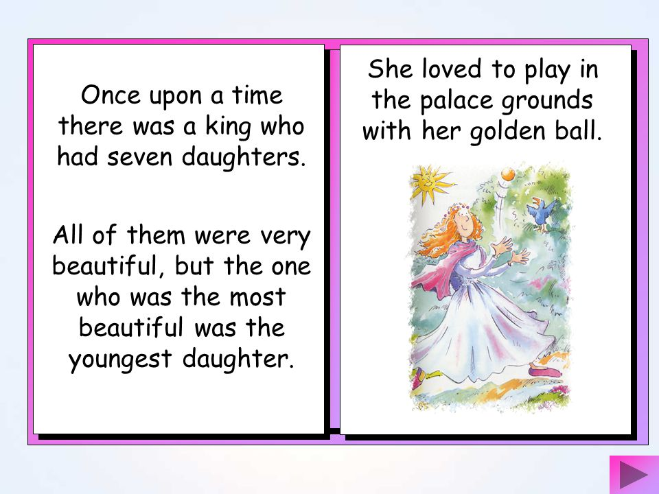 The End Story retold by Bev Evans www.communication4all.co.uk www.communication4all.co.uk Images by Sue King ©Ladybird Books