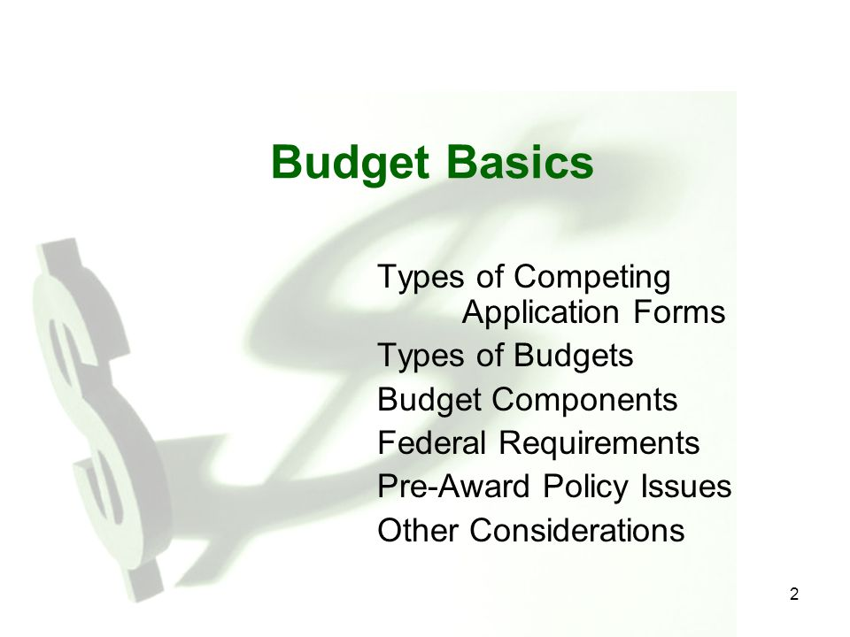 33 Section F: Other Direct Costs  This category also includes funds needed for items such as: –Publication costs –Equipment maintenance –Consortium/subcontracts –Tuition remission  Estimate these expenses realistically