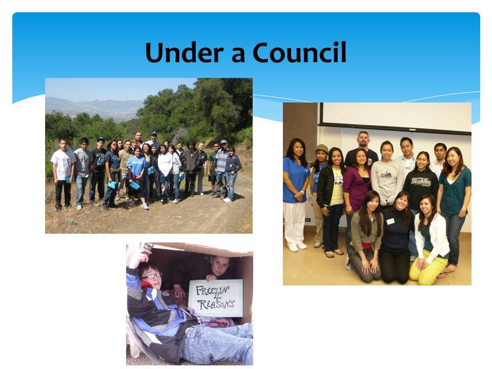 Under a Council