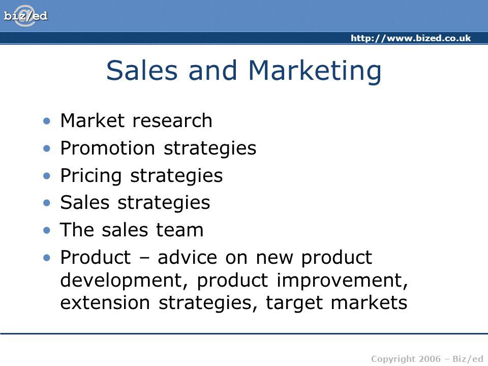 http://www.bized.co.uk Copyright 2006 – Biz/ed Organisation Charts Sales Marketing Production Accounts Collaborative