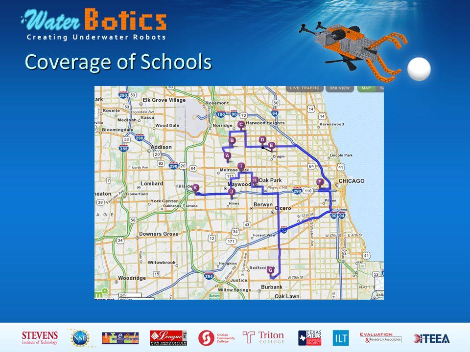 Coverage of Schools