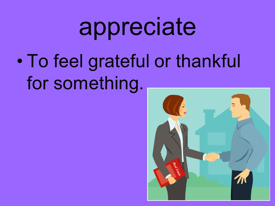 Amazing Words appreciate communicate respect demand firmly advantage defiant ferocious