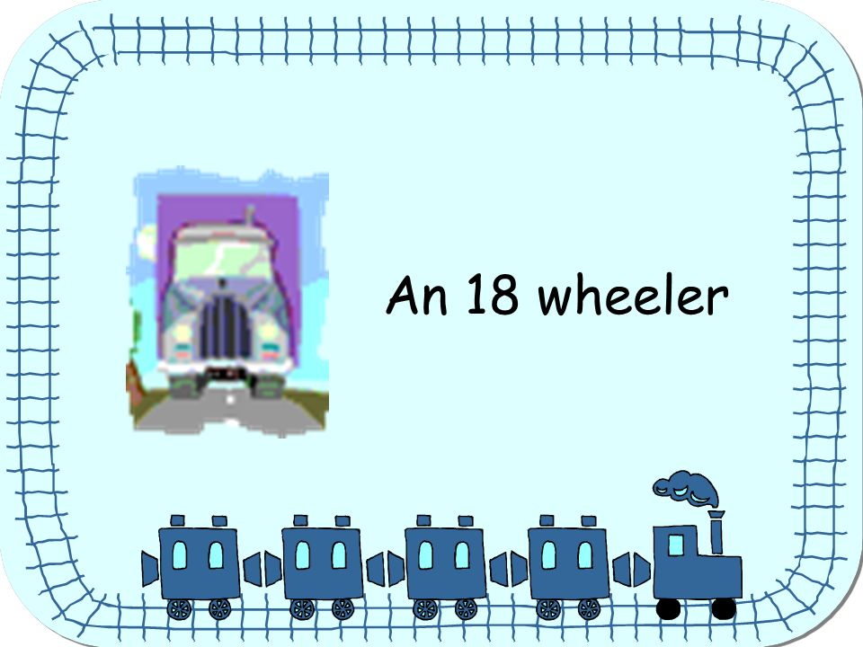 This vehicle is a truck with many wheels.