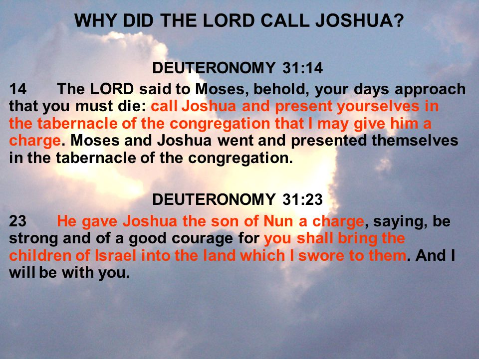 WHY DID THE LORD CHOOSE THE SEED OF ABRAHAM.