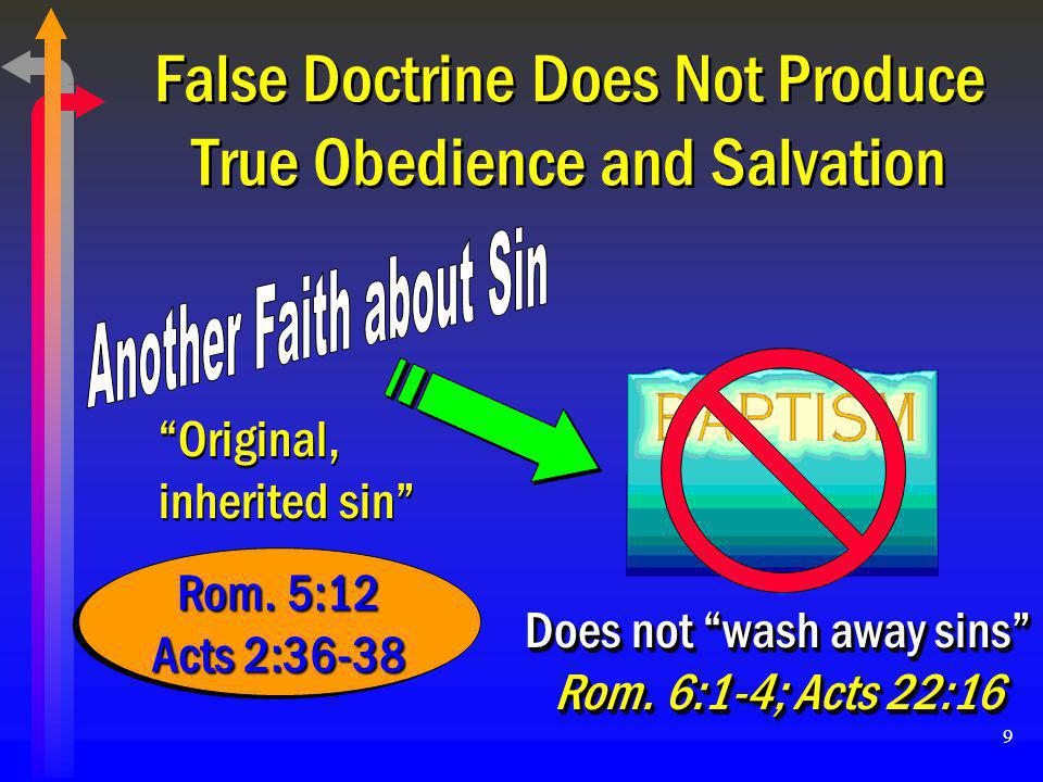 20 CHRIST'S AUTHORITY FOR BAPTISM Correct authority must approve baptism for it to have Christ's saving power GOSPEL OF CHRIST 1 Cor.