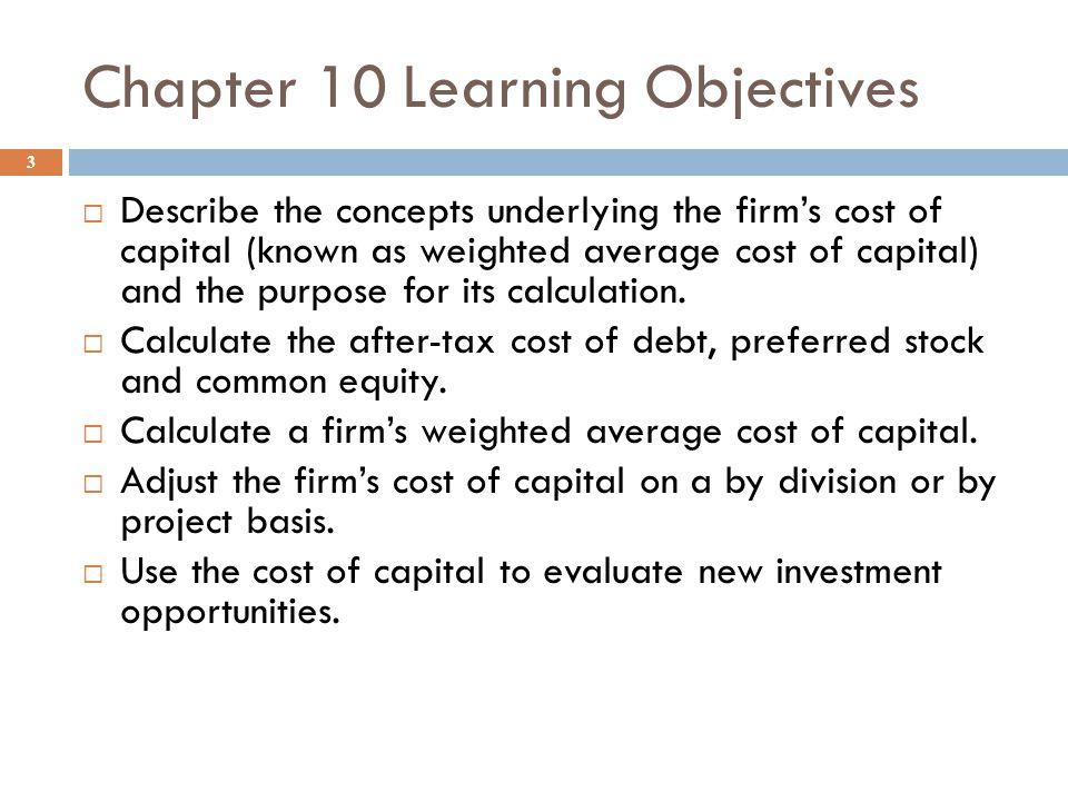 What factors influence a company's composite WACC.