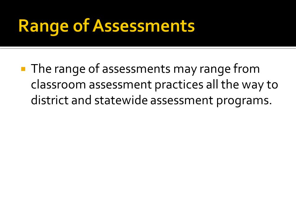  Screening Assessment: (First Alert) These quick, easily administered assessments are used to identify those students who are at-risk for reading difficulties.