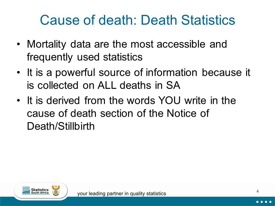 5 Source: StatsSA