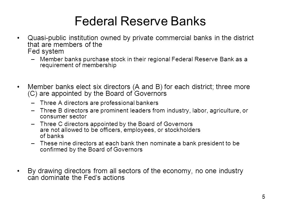 16 Should central banks be independent of political influence.