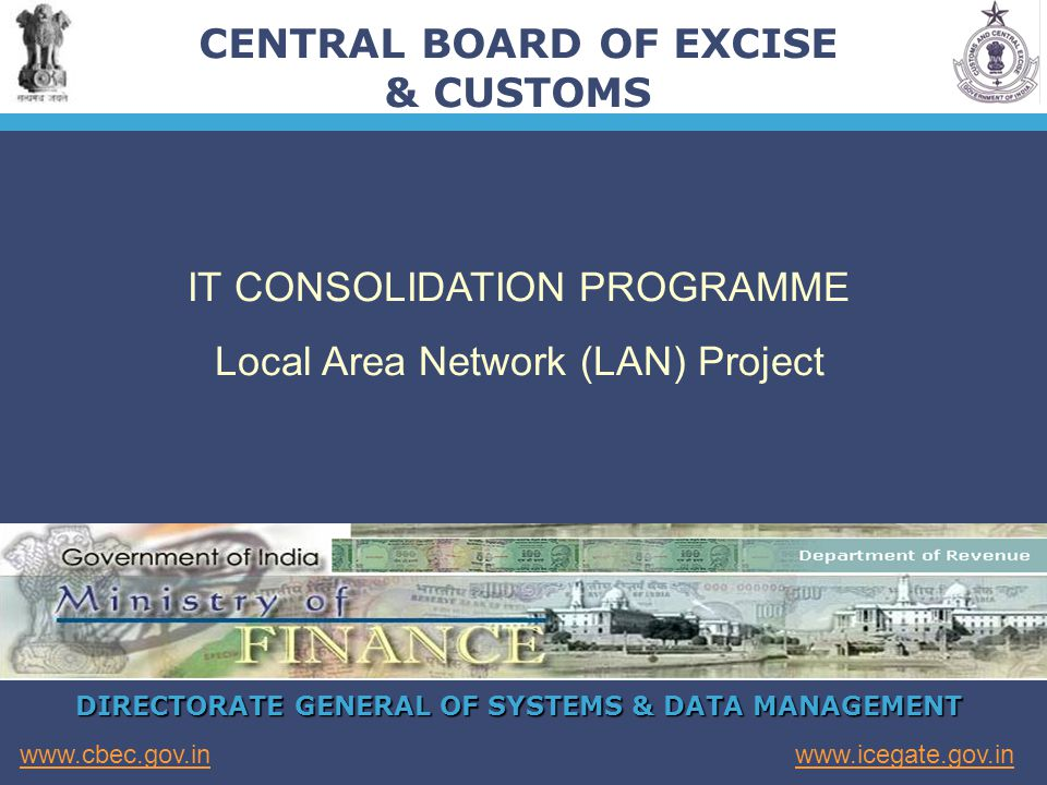 PricewaterhouseCoopers Directorate General of Systems & Data Management 22 Slide 22 Essential Points Offices shifting within one year should not be included for LAN implementation Location of Communication room not to be shifted unless approved by DoS Users would not have the option of seeking shifting of node within a room post installation.