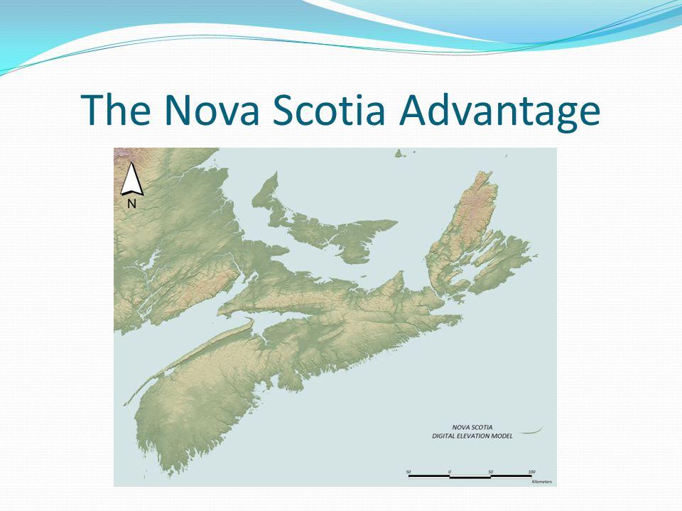 The Nova Scotia Advantage