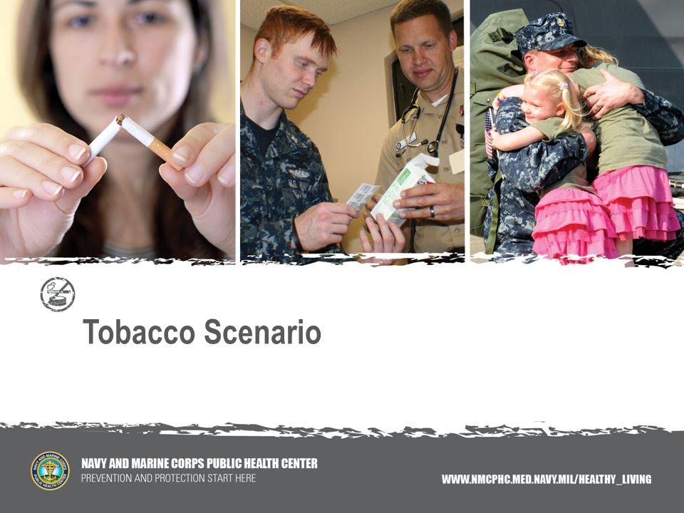 Tobacco Scenario