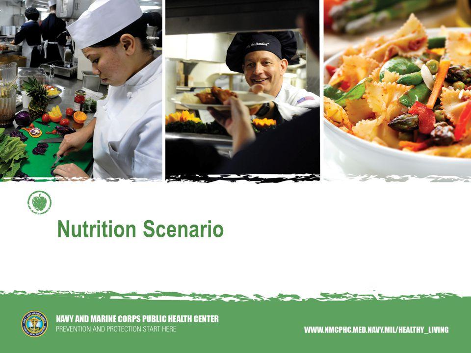 Nutrition Scenario