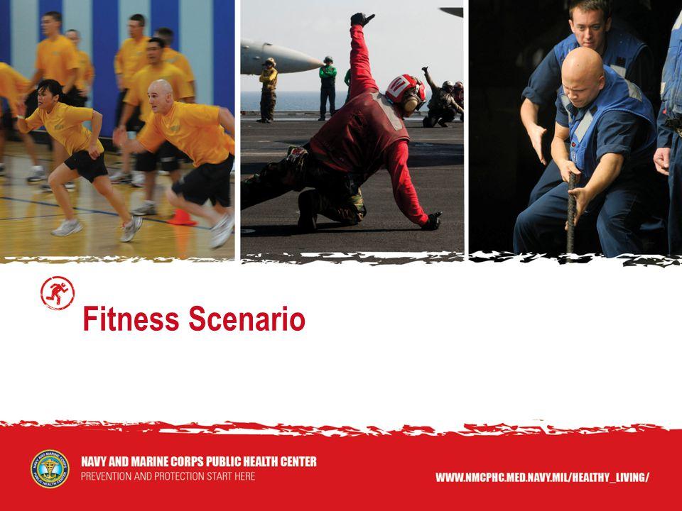 Fitness Scenario