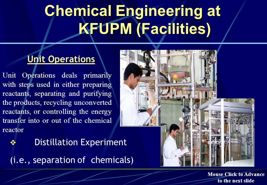 Faculty Strength Expertise in Catalysis & Kinetics Refining Materials & Polymer Thermodynamics Process Control Separation Processes Computer Simulation Transport Phenomena Electrochemical Eng.