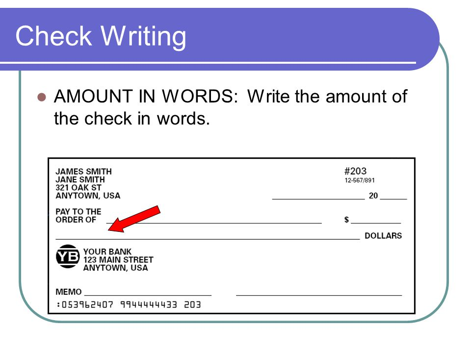 how do i write a check The account holder (company that issued the comchek) is able to see the cash advance history online, however if you are given the comchek the only way to find out if there is money left on it is to call comdata.