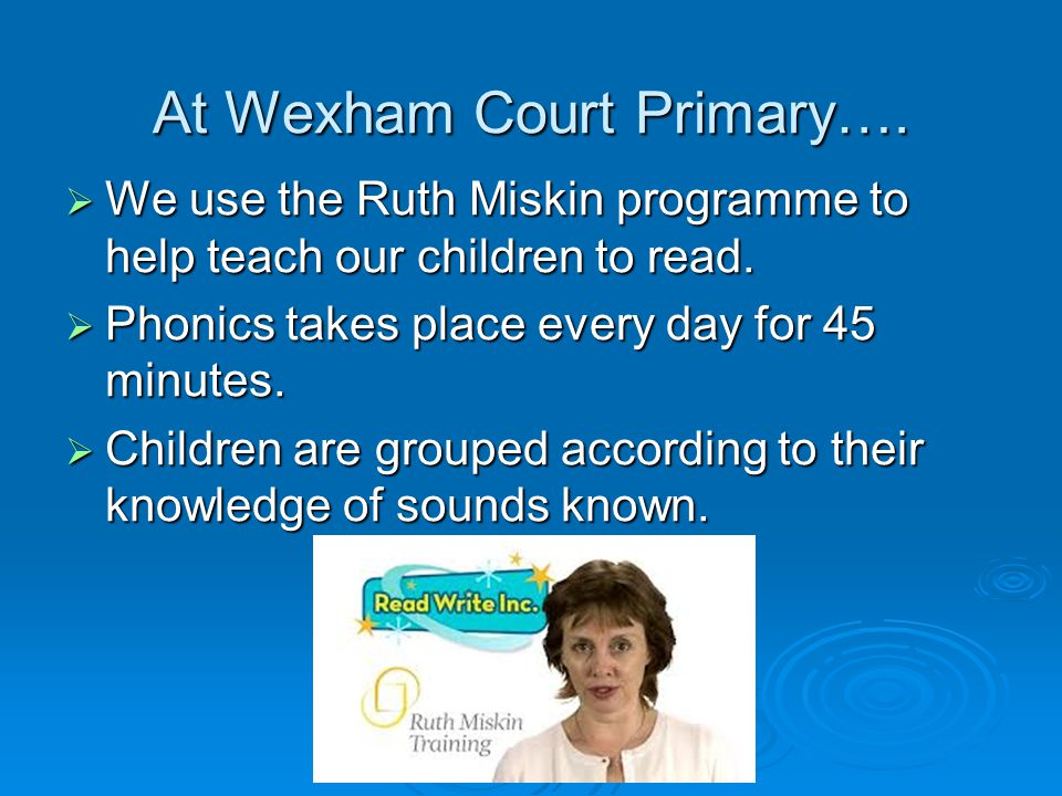 What happens to the results  The school is required to report the results to the Local Authority  Children identified as not having met the required standard will be highlighted for phonics support work.