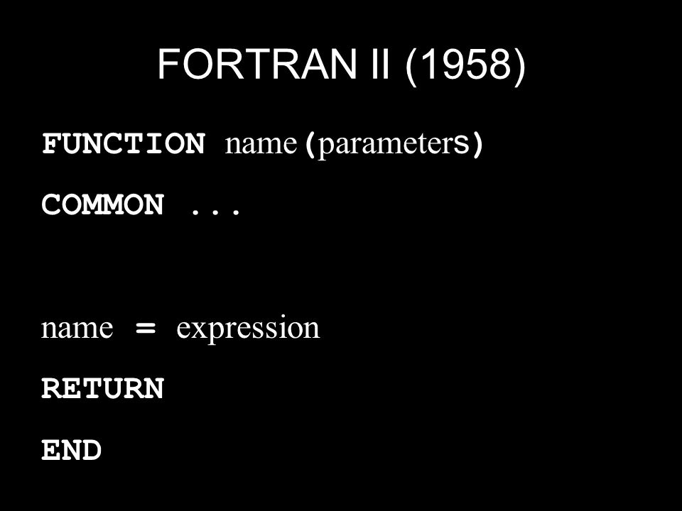 …you must first learn JavaScript function unit( value ) function bind( monad, function ( value )) All three functions return a monad.