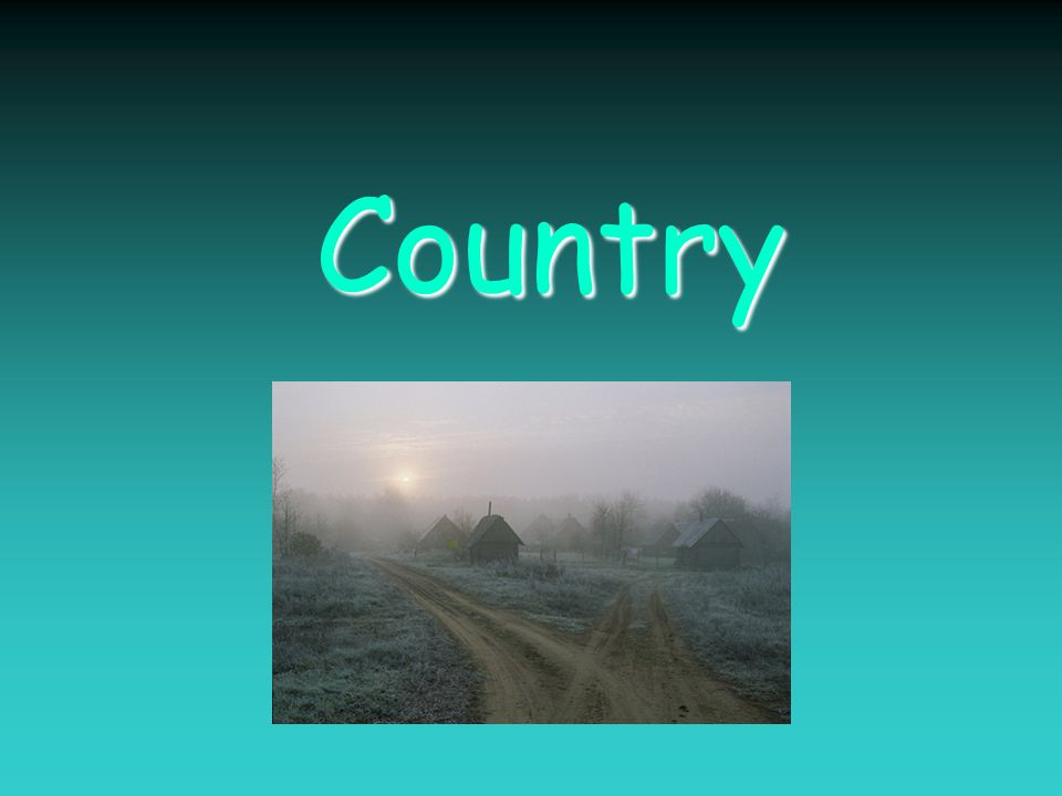 Country Country