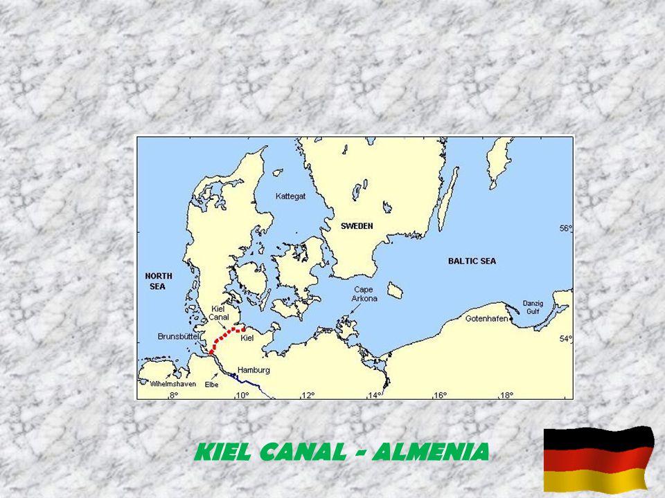KIEL CANAL - ALMENIA