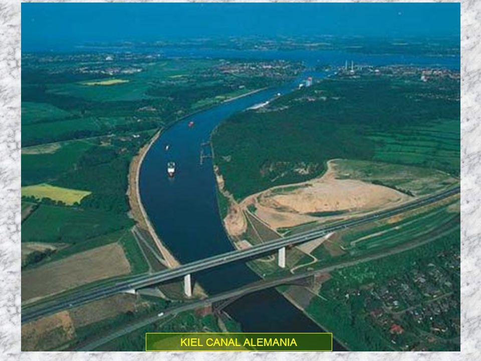 KIEL CANAL ALEMANIA