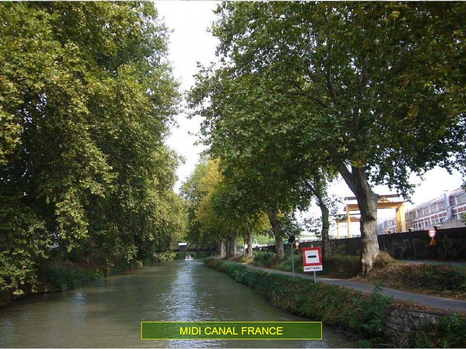 MIDI CANAL FRANCE