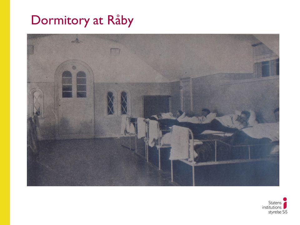 Dormitory at Råby