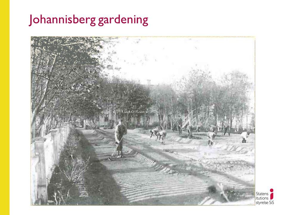 Johannisberg gardening