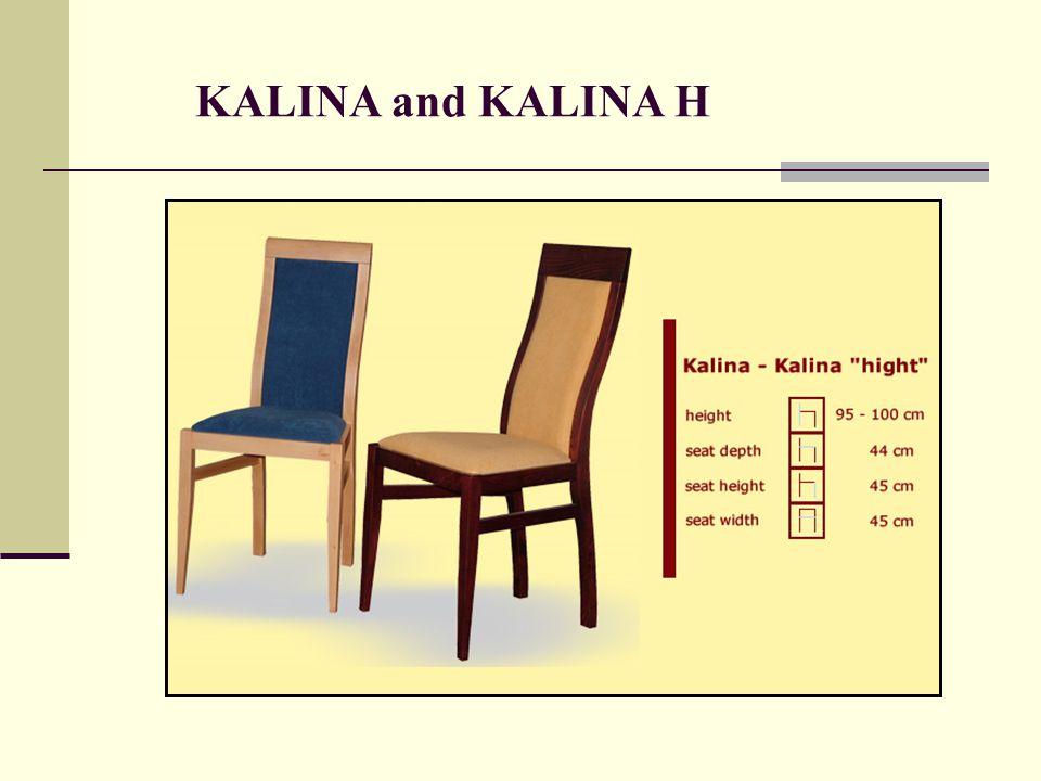 KALINA and KALINA H