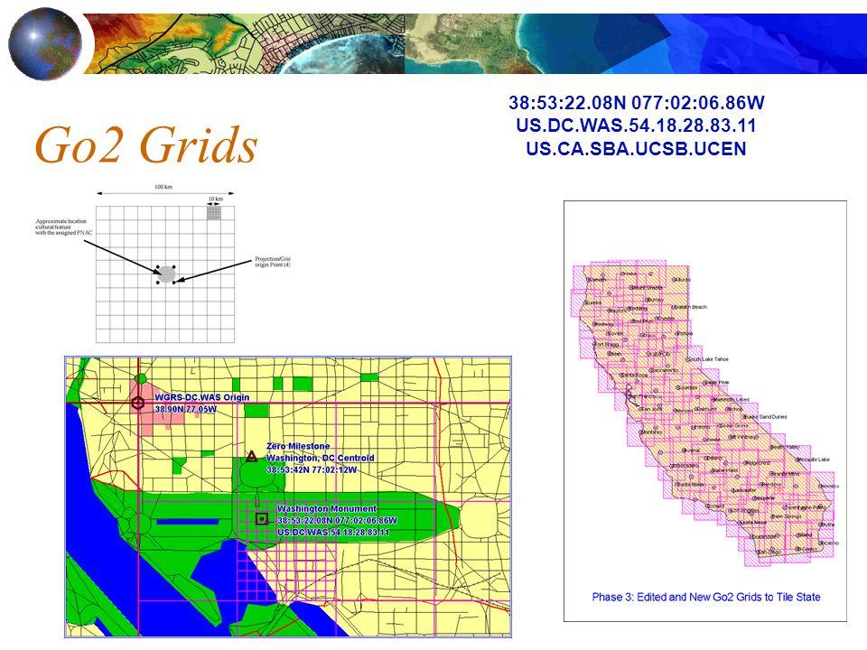 Go2 Grids 38:53:22.08N 077:02:06.86W US.DC.WAS.54.18.28.83.11 US.CA.SBA.UCSB.UCEN