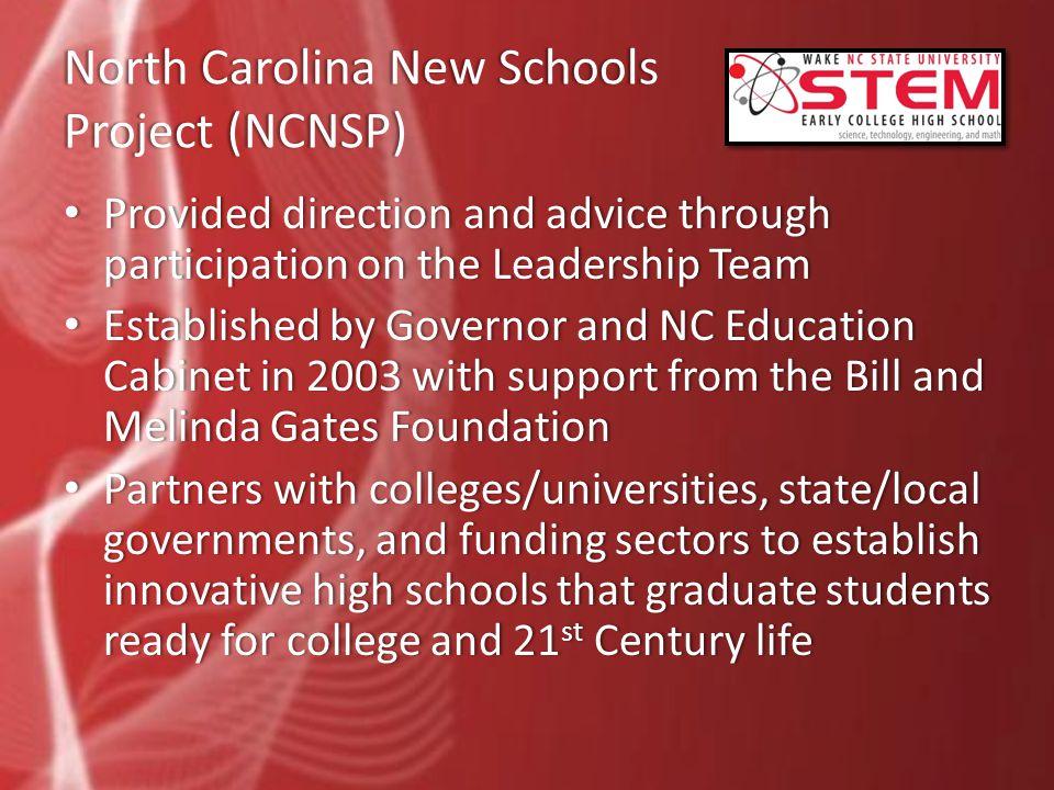 Planning for the STEM ECHSPlanning for the STEM ECHS Aug.
