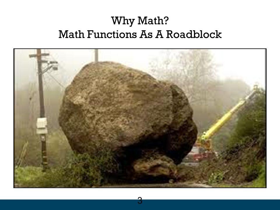 Students traveled different paths through high school mathematics High School Observed Pathways High School Mathematics Grade 9 Grade 12 Highest- Level Math All Students N=2363 CC Freshmen N=739 > Algebra 1Yes> Algebra 236.5%17.7% > Algebra 1YesAlgebra 2.4%.5% > Algebra 1Yes< Algebra 2.4%.6% > Algebra 1No> Algebra 29.6%10.3% > Algebra 1NoAlgebra 2.9%1.3% > Algebra 1No< Algebra 2.1%.2% ≤ Algebra 1Yes> Algebra 211.0%11.6% ≤ Algebra 1YesAlgebra 26.0%10.4% ≤ Algebra 1Yes< Algebra 21.5%2.2% ≤ Algebra 1No> Algebra 2.2% ≤ Algebra 1NoAlgebra 212.4%19.5% ≤ Algebra 1No< Algebra 22.0%2.9% TOTAL 81%78% 24