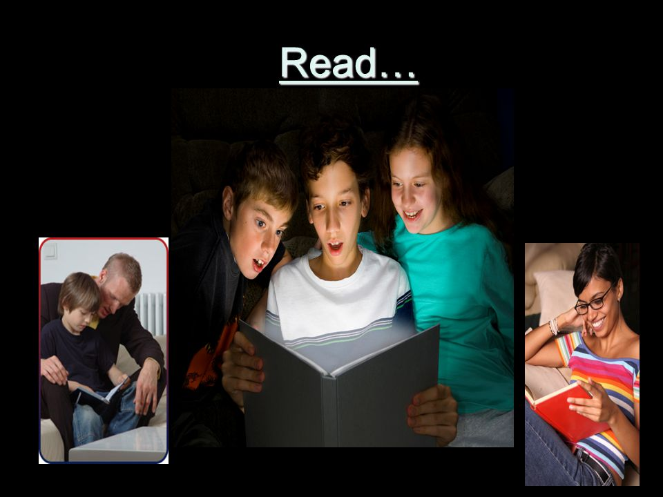 Read… Read…