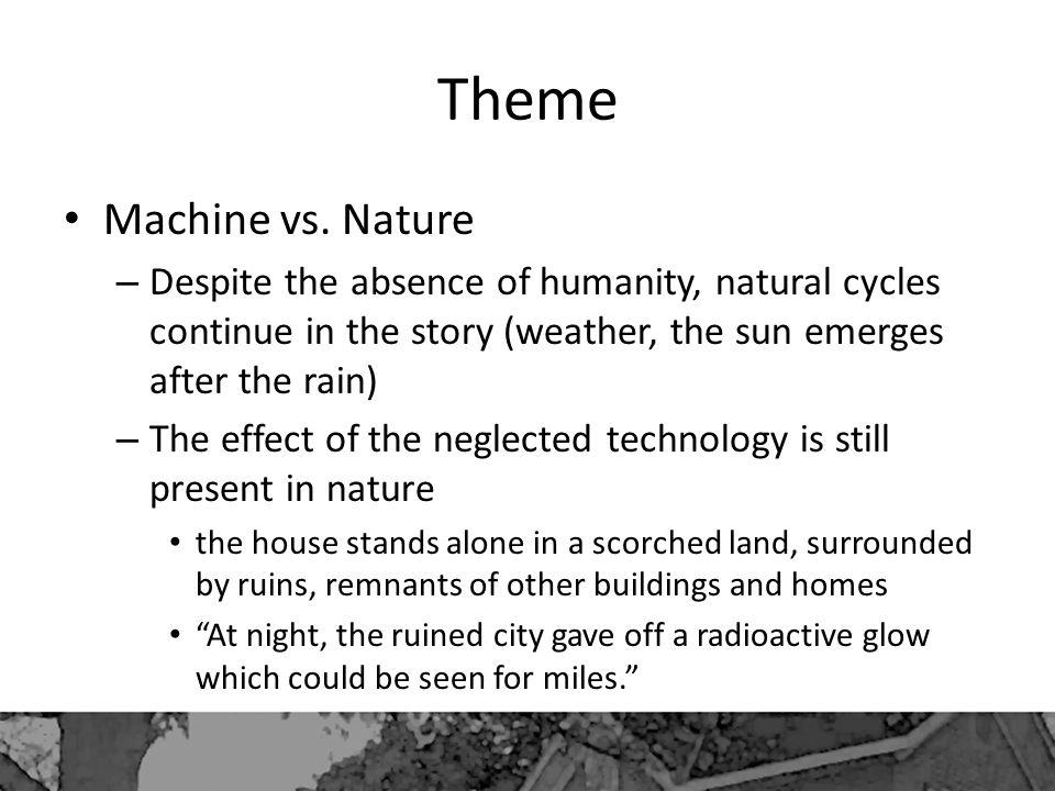 Theme Machine vs.