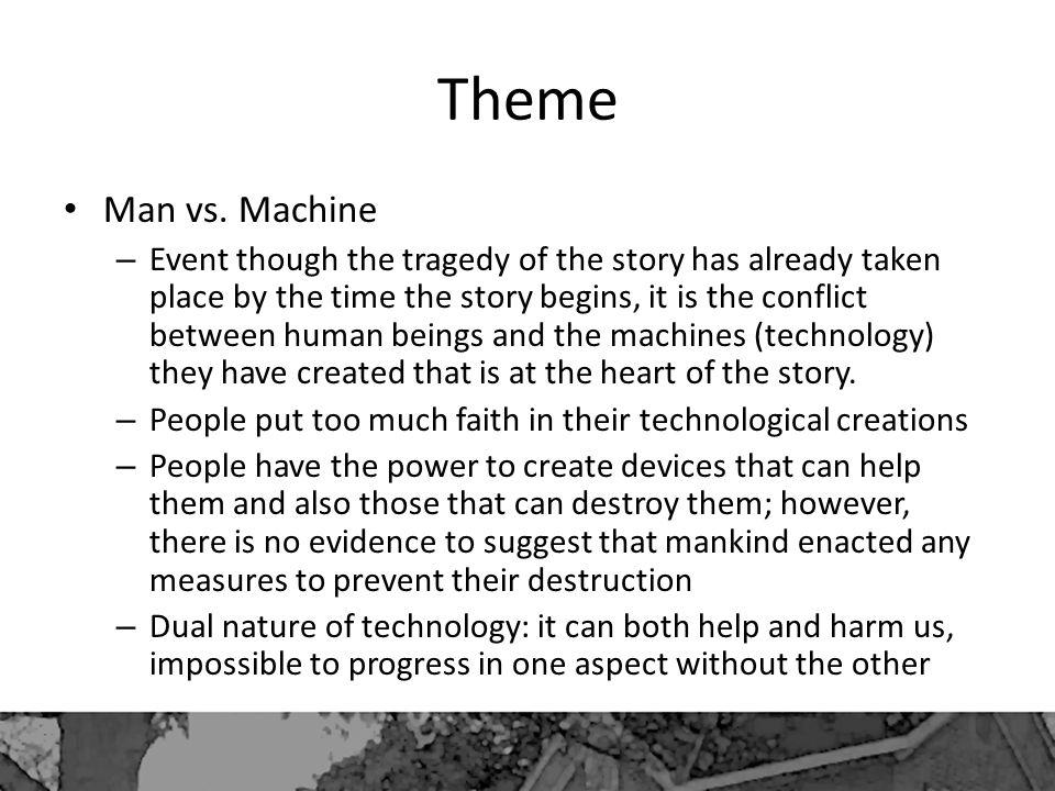 Theme Man vs.