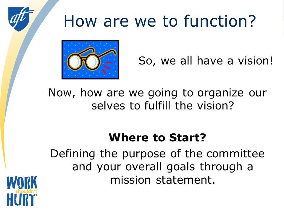 Mission Statements –Provides direction.–Defines purpose – i.e.