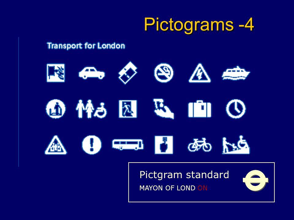 Pictograms - 3