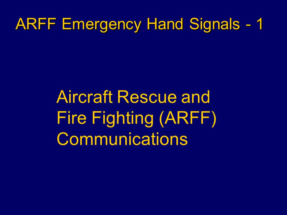 Underwater Communications and Hand Signals - 3
