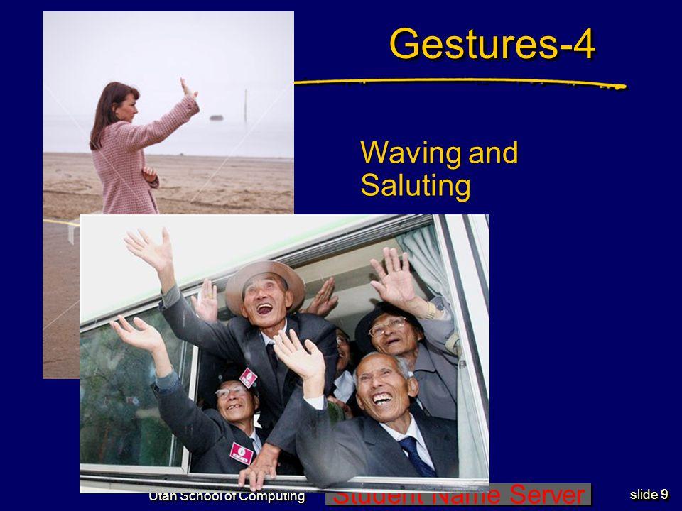 Gestures-4Gestures-4 Waving and Saluting