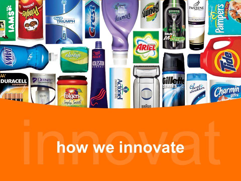 innovat e how we innovate