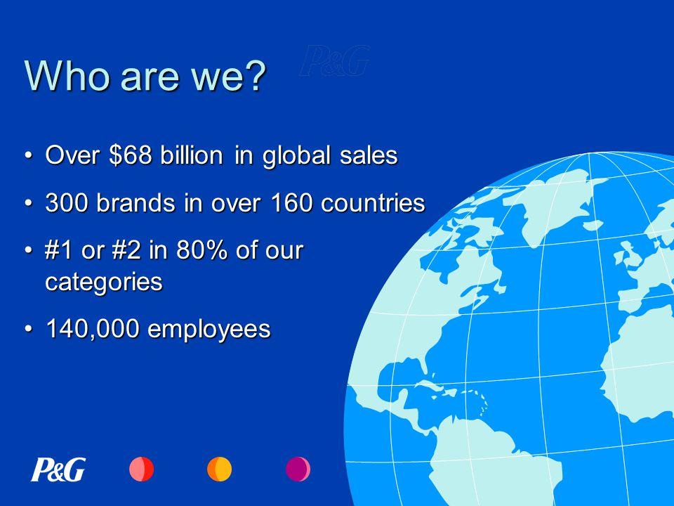 billion P&G's 22 Billion-Dollar Brands